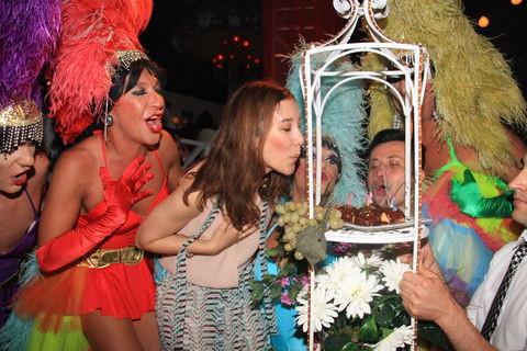 Sibel Kekilli doğum gününü kutladı
