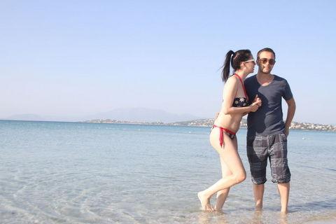 Çeşmede aşk tatili