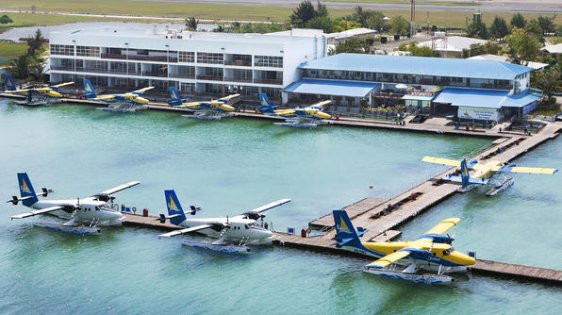 Dünyanın en güzel hava limanları