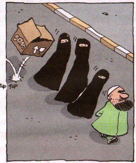 Haftanın karikatürleri