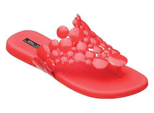 Mellissa plastik ayakkabılar şeker gibi kokutacak