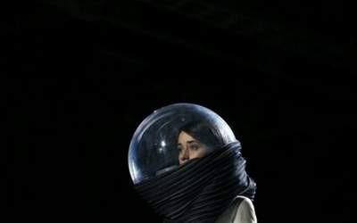 Turban uzaya da çıkıyor
