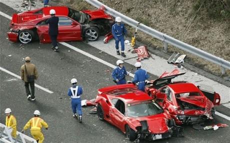 Dünyanın en pahalı kazaları