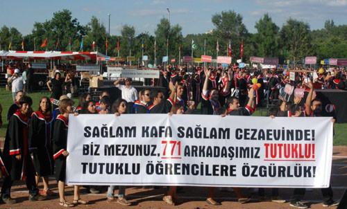 ODTÜ'de devrimci ruh ölmedi !