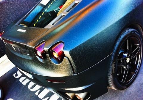 Komple deri Ferrari