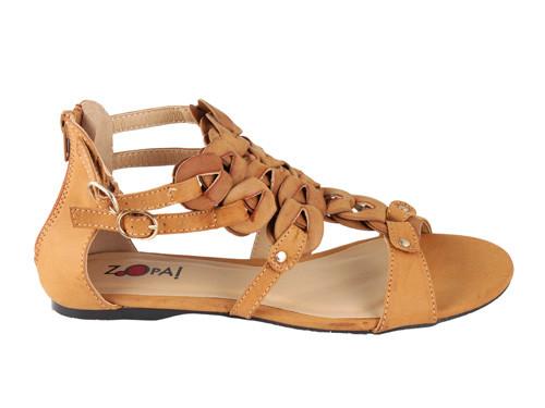 Şehirde tatilin ayak sesleri: Zoopa! sandaletleri