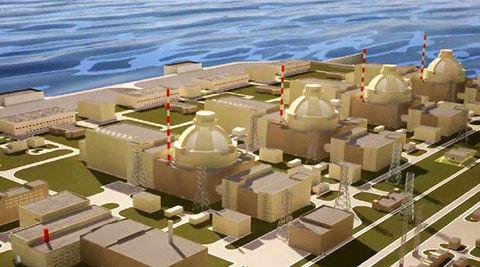 İşte Türkiyenin ilk nükleer santrali