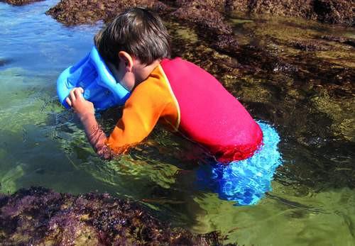 Çocuklarınız su altı yaşamını keşfetsin!