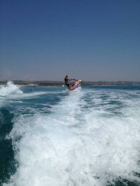 Survivor Nihat'tan Wakeboard Show
