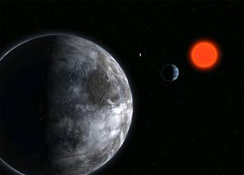 """Dünya'nın ikizi: """"Gliese 581"""""""