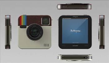 Instagramın fotoğraf makinesi çıktı
