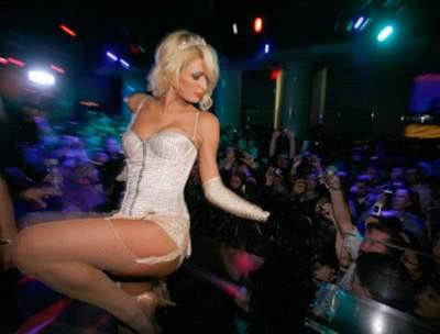 Paris Hiltonun çılgın doğumgünü partisi
