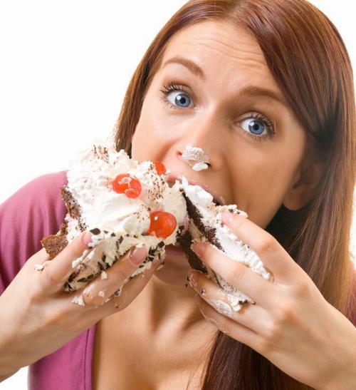 Yedikçe yiyor tokluk hissetmiyor musunuz?