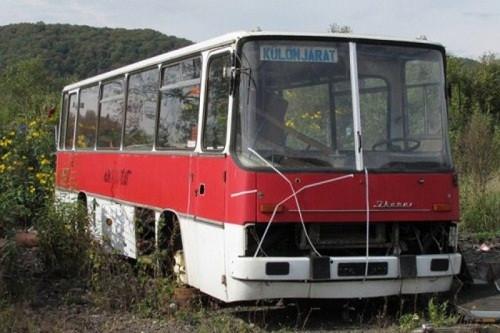 Otobüs, çalışma alanı olursa