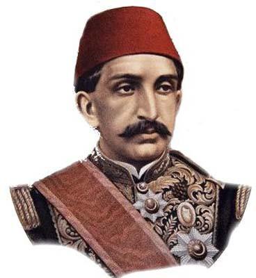 2.Abdulhamitin 100 yıllık tarihi mektubu