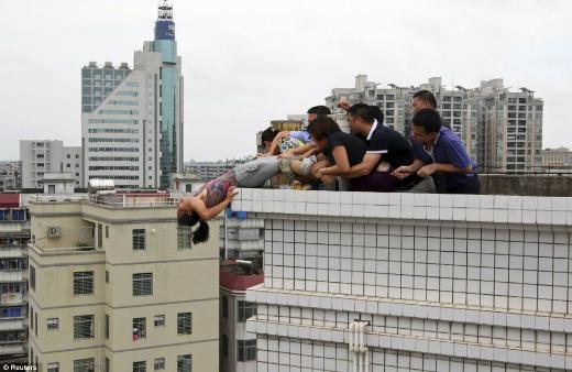 Çinde aile dramı