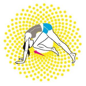 Kalori yakan yoga hareketleri