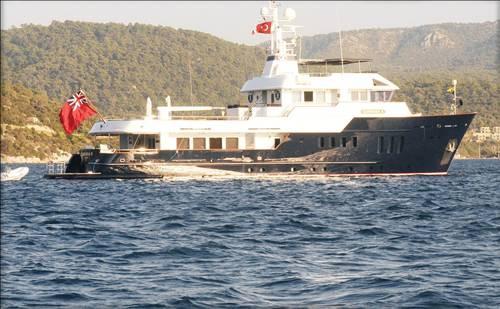 Türklerin süper yatları