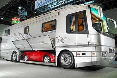 Saray gibi karavan !