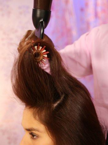 İşte hacimli saçların sırları