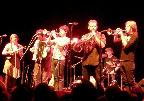Eylül 2012 konserleri