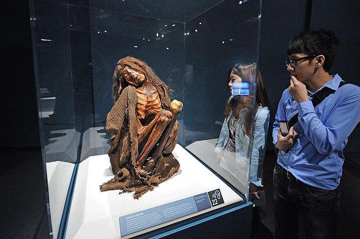 Dünyanın en eski mumyaları