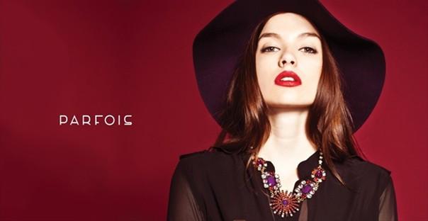 Parfois 2012 Sonbahar-Kış Lookbook