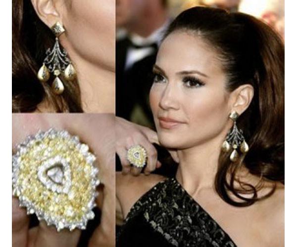 Mücevher Trendi Sarı Pırlanta!