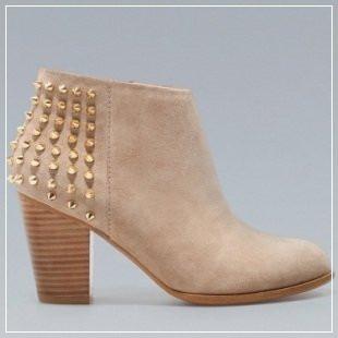 Zara Sonbahar-Kış ayakkabıları
