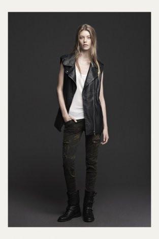 Zara TRF Eylül 2012 Lookbook