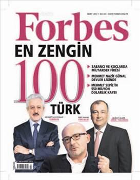 En zengin Türkler, servetleri ve burçları