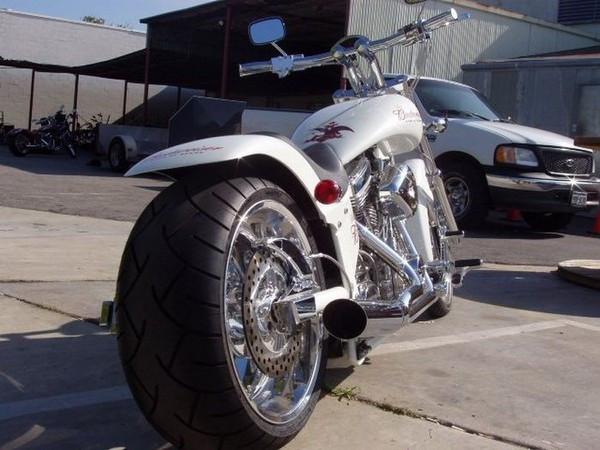 İnanılmaz motosikletler
