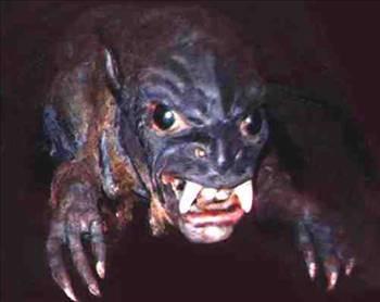 Vampir yaratık Chupacabra