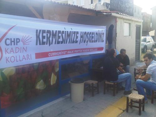 Tuzlalı kadınlar CHPnin kuruluşunu kutladı