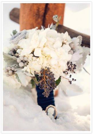 Kış gelinleri için 15 gelin çiçeği