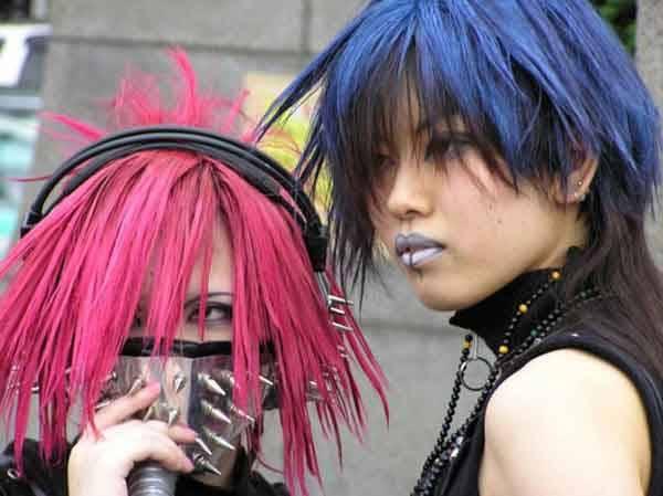 Japon kızlarında çılgınlık modası !