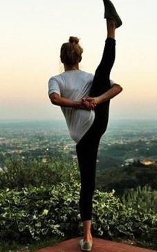 Rahat bir hamilelik için yoga yapın