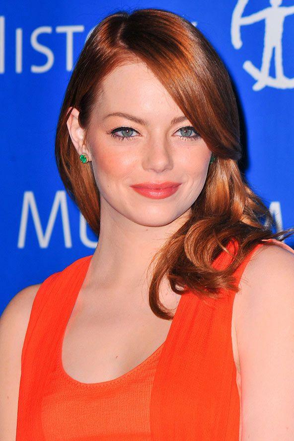 2013ün en trend kırmızı saçları!