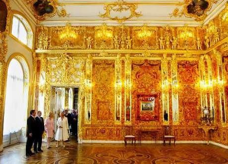 Paha biçilemeyen altın oda bulundu !