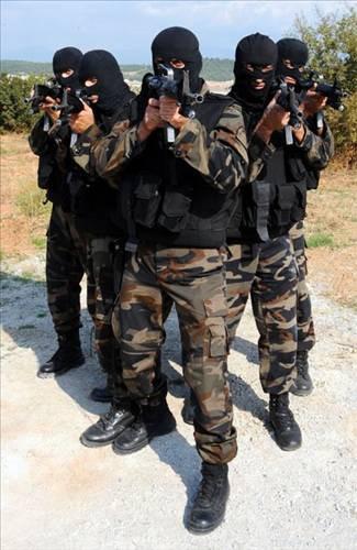 PKK'ya geçit vermeyecek proje bitiyor