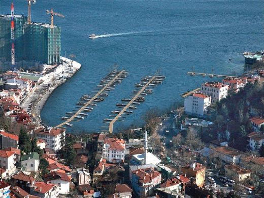 İstanbul Tekneparkına kavuşuyor