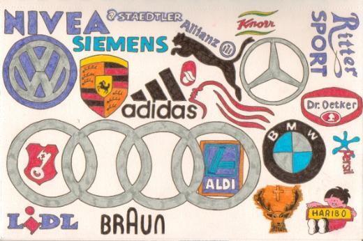 Bir ülkeyi sırtlayan markalar