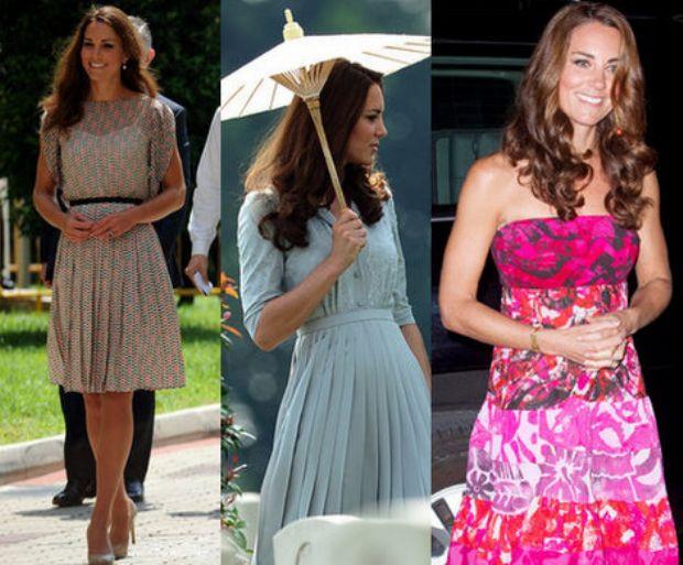 Kate Middleton kıyafetleri
