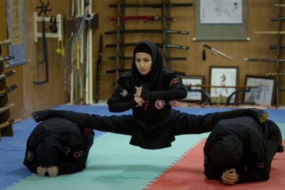 İranın gizli silahları