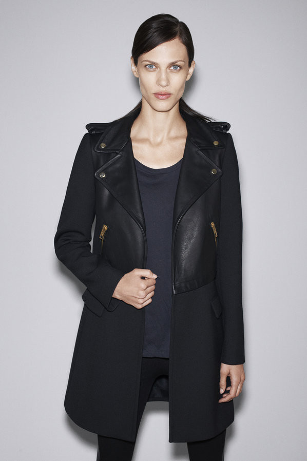 Zara Lookbook Ekim