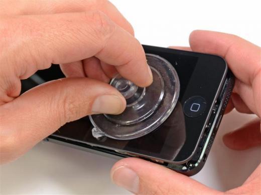 iPhone 5i parçalarına ayırdılar