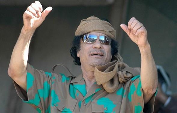 Kaddafinin harem sırları