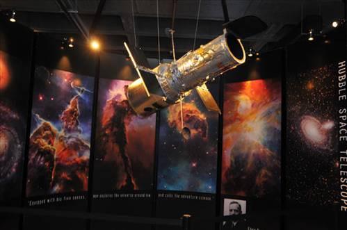 NASA sergisi İstanbulda açıldı!