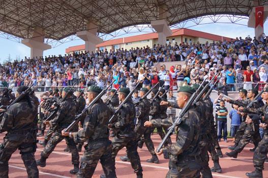 Orduya 428 yeni Özel Harekâtçı takviyesi