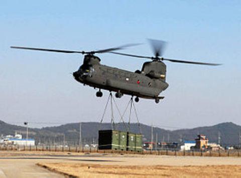 Askerleri dev helikopterler taşıyacak